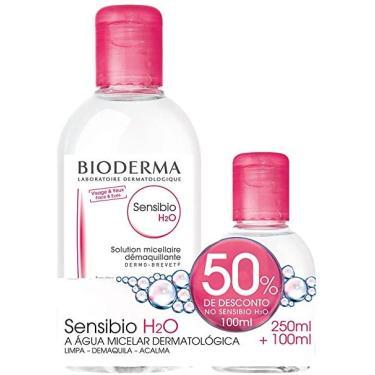 Bioderma Kit Sensibio Àgua Micelar 250+100ml