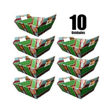 Cesta de Natal  - 10 Unidades