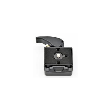 Imagem de Camera Placa 323 Quick Release Grampo adaptador + Quick Release Compatível para Manfrotto 200PL-14 Compat Placa