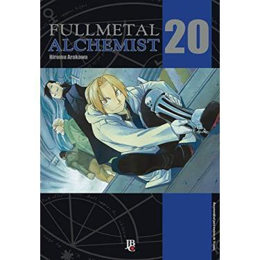 Fullmetal Alchemist 20 - Hiromu Arakawa - 9788545706823