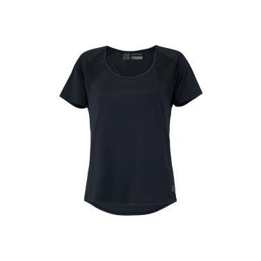 Camiseta Oxer Costas Mesh Fem Oxer Feminino