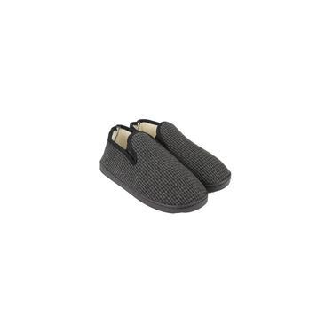 Chinelo Pantufa fluff macio quente e impermeável antiderrapante adulto homens e mulheres pantufas chinelos sapatos de fundo grosso em casa