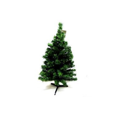 Arvore De Natal 0,80 CM Pinheiro Luxo Alpino - 86 Galhos