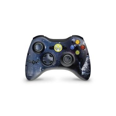 Skin Adesivo Para Xbox 360 Controle - Batman Arkham Origins