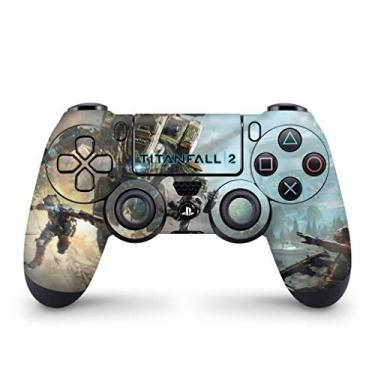 Skin Adesivo para PS4 Controle - Titanfall 2#A