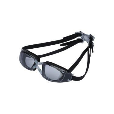 afbca88e60fd3 Óculos de Natação Oxer Tip G-8020 - Adulto - PRETO Oxer