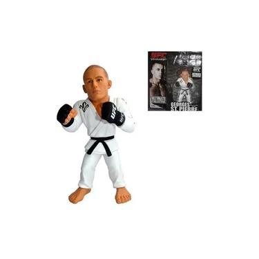 Imagem de Boneco Action Figure George Saint St Pierre Ufc Round 5
