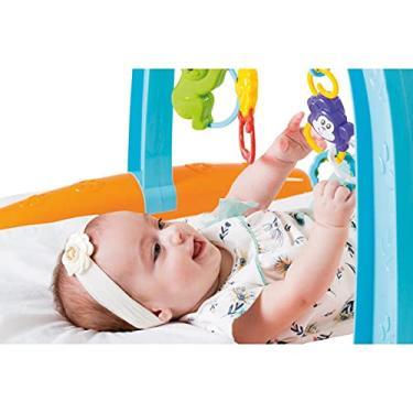 Imagem de Móbile Baby Gym Pet Branco - Calesita