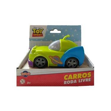 Imagem de Brinquedo Carrinho Rodas Livres Toy Story Aliens Toyng 34220