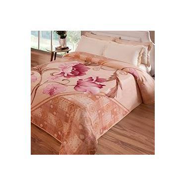 a7d1481874 Cobertor Casal Soft Montecarlo Estampado - Kyor Plus