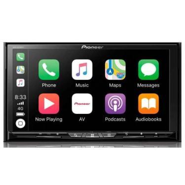 Central Multimídia Pioneer Avh-Z5280tv 6.8 Dvd Player Tv Digital Bluet