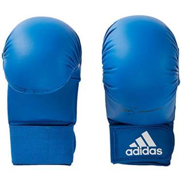 Luva Karate(S/ DEDAO) WKF Azul G