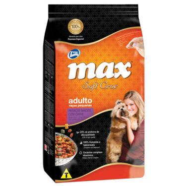 Ração Total Max Soft Croc para Cães Adultos de Raças Pequenas - 20 Kg