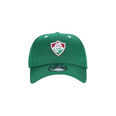 Boné Aba Curva do Fluminense New Era 940 SN Art - Snapback - Adulto - VERDE db2b5c87f26