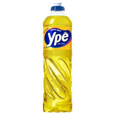 Detergente Líquido 500ml Ypê Neutro 90146