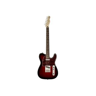 Imagem de Guitarra Fender Squier Standard Telecaster Lr - 537 - Antique Burst