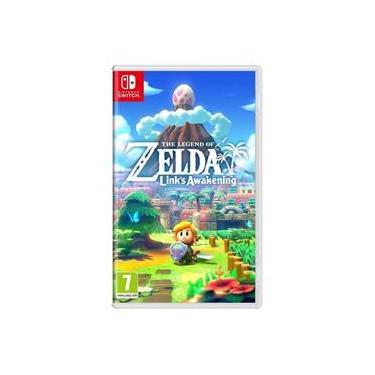 Jogo - The Legend of Zelda: Link`s Awakening - Switch