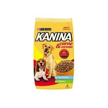 Kanina Adulto Carne E Cereais 15 Kg