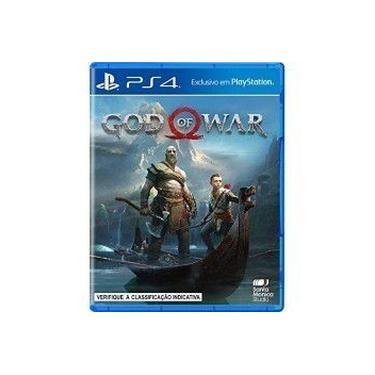 Game God Of War 4 Playstation 4