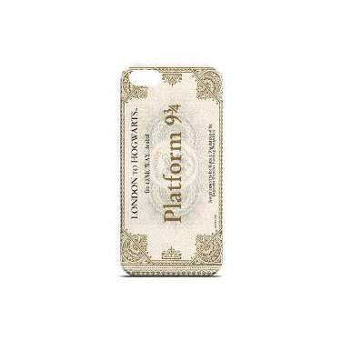 Capa Para Iphone 6 Plus De Plástico - Harry Potter | Ticket Plataforma 9 E 3|4