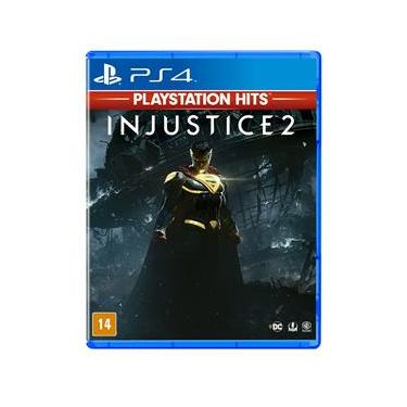 Jogo Injustice 2 - Playstation Hits - PS4