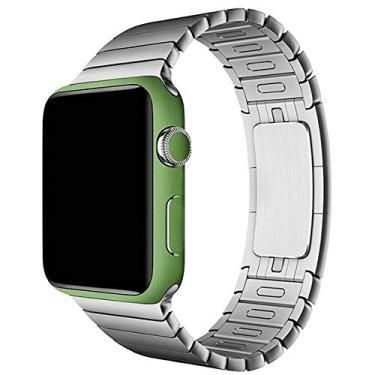 Adesivo Skin Premium Jf Verde Apple Watch 42mm Series 2