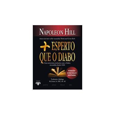 Imagem de Livro - Mais esperto que o Diabo - LIVRO DE BOLSO: O mistério revelado da liberdade e do sucesso