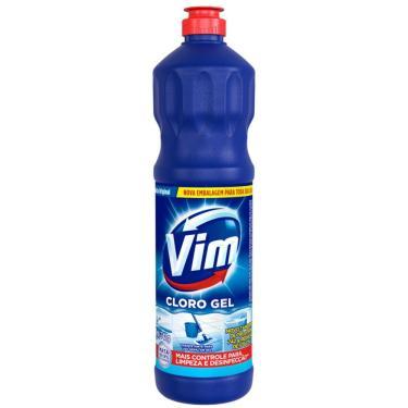 Desinfetante Vim Multiuso Cloro Gel Original 700ml