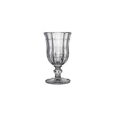 Jogo de Taças para Vinho Branco Bon Gourmet Knot Transparente 195 ml - 6 peças