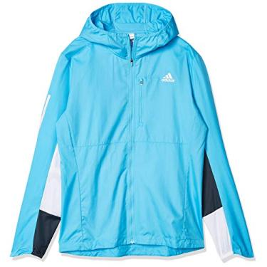 Jaqueta Adidas Corta Vento Own The Run Hooded