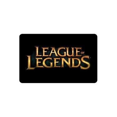 Gift Card Digital Riot League Of Legends R$ 100
