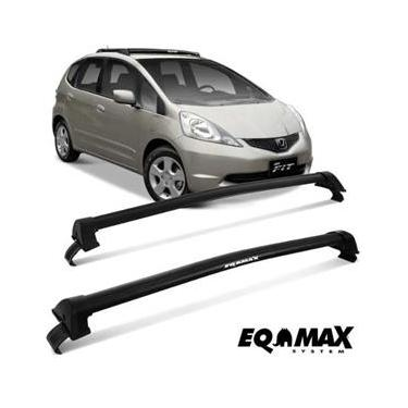 Rack Eqmax New Wave Honda Fit 09 14 Preto