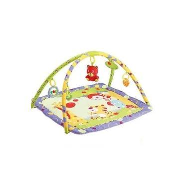 Imagem de Tapete De Atividade Infantil Mastela Urso Multicolorido (8950)