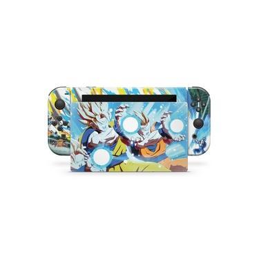 Skin Adesivo para Nintendo Switch - Dragon Ball Fighterz