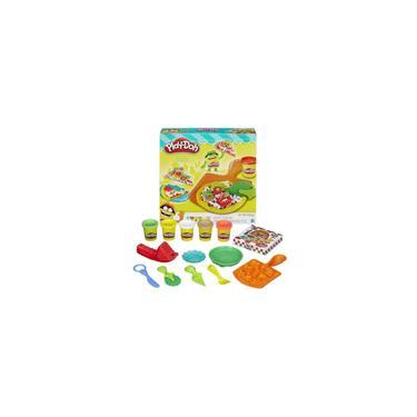 Imagem de Massinhas Play Doh - Conjunto Festa da Pizza Kitchen Hasbro