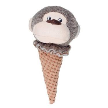 865a7b448 Brinquedos para Pet - Pelúcia Ice Cream Buddies - Macaco - Pet Brink