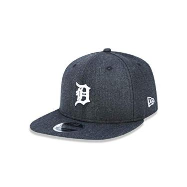 ef5abc14a84ee BONE 950 ORIGINAL FIT DETROIT TIGERS MLB ABA RETA SNAPBACK PRETO NEW ERA