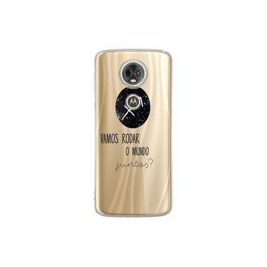 Capa Personalizada para Motorola Moto E5 Plus - Signos - SN21