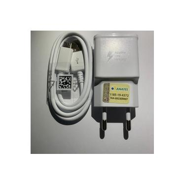 Carregador Completo Fast Charge Original Para Galaxy S1 S2 S3 S4 S5 S6 S7 Edge