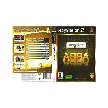 Abba Singstar Ps2