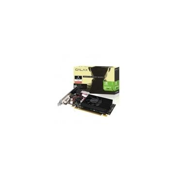 Imagem de Placa de Vídeo NVIDIA GeForce GT210 1GB DDR3 64-Bits DVI HDMI VGA Galax - 21GGF4HI00NP