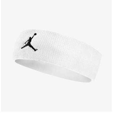 Testeira Nike Jordan Dominate - Branco/Preto