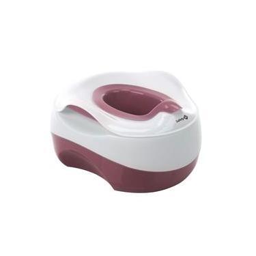 Troninho Infantil 3 Em 1 Safety 1st Flex Potty Rosa