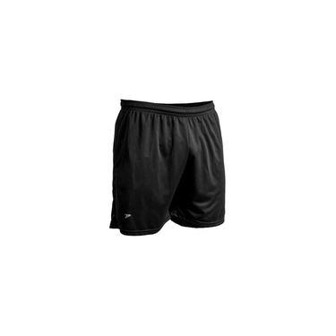 Calção Short de Futebol academia corrida sem sunga C/cordão