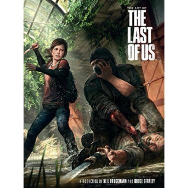 The Art of the Last of Us - Naughty Dog Studios - 9781616551643