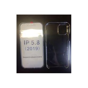Capa 360º Silicone Luxo Iphone 11 pro 5.8 + Película de vidro