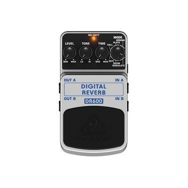 Imagem de Pedal Guitarra Digital Reverb DR600 Behringer