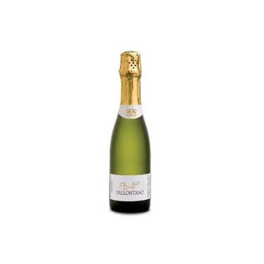 Espumante Brut Chardonnay Vallontano/ Meia Gfa. 375 ml