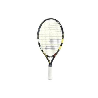 Raquete de Tênis Babolat Infantil New Nadal Junior 19 - Amarela