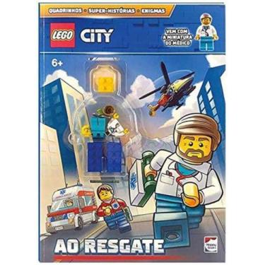 Imagem de Lego City: Ao Resgate - Happy Books